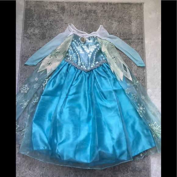 Disney Costumes | Frozen Elsa Dress | Poshmark